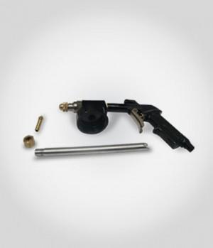 under-spray-gun